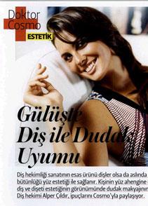 Cosmopolitan 1 Aralık 2013